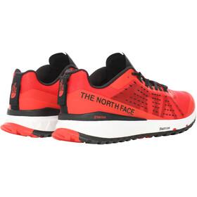 The North Face Ultra Swift Zapatillas Hombre, fiery red/tnf black